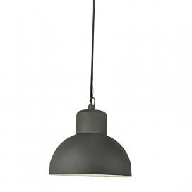 Aca Bero Κρεμαστό Μονόφωτο Φωτιστικό Μαύρο (BERO1PBK)