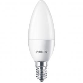 Philips Λάμπα Led CorePro 5.5W E14 6500K (746813)