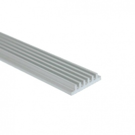 Aca SIM Ψύκτρα Αλουμινίου Απαγωγής Θερμότητας μη ανοδιωμένη (P42A)