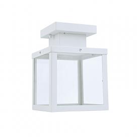 Aca Celia Φωτιστικό Οροφής Λευκό (CELIA1CWH)