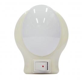 Sigma A26 Led Λαμπάκι Νυκτός Λευκό (00347)