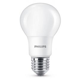Philips Λάμπα CorePro Led A60 8W E27 2700K (57754)