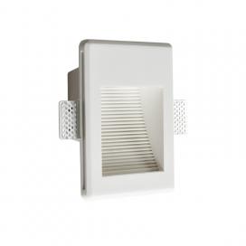 Aca Eve Γύψινο Φωτιστικό Τοίχου (G8001MR)
