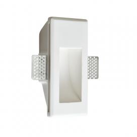 Aca Belen Γύψινο Φωτιστικό Τοίχου (G8010MR)
