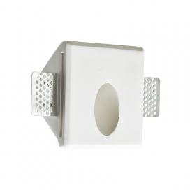 Aca Mavis Γύψινο Φωτιστικό Τοίχου (G8004MR)