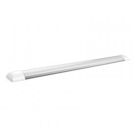 LED SMD πλαστικό γραμμικό φωτιστικό 18W 3000K (ARYA1830)