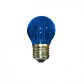 Λάμπα Led COG 4W E27 Μπλε (GLAMO4WWB)