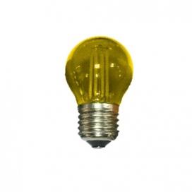 Λάμπα Led COG 4W E27 Κίτρινο (GLAMO4WWY)
