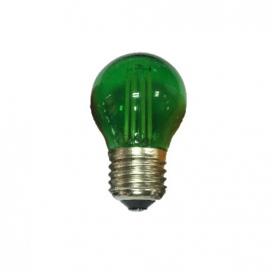 Λάμπα Led COG 4W E27 Πράσινο (GLAMO4WWG)