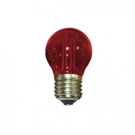 Λάμπα Led COG 4W E27 Κόκκινο (GLAMO4WWR)
