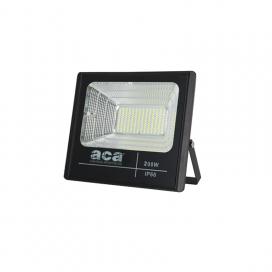 LED SMD προβολέας + Φ/Β Πάνελ 200W 120° 6000K (SV20060)