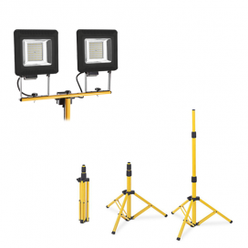 Πτυσσόμενος Τρίποδας Για Προβολείς LED Τύπου X & Q (XTRIPOD)