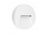 Aca LED SMD επίτοιχη απλίκα Λευκή 3W (SLIM41W)