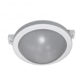 Adeleq Επιτοίχιο Φωτιστικό 6W 4000K Λευκό (21-1720610)
