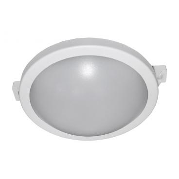 Adeleq Επιτοίχιο Φωτιστικό 15W 4000K Λευκό (21-2001510)