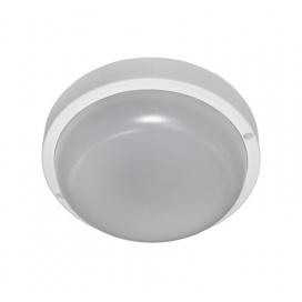 Adeleq Φωτιστικό Οροφής 8W 4000K Λευκό (21-1400810)