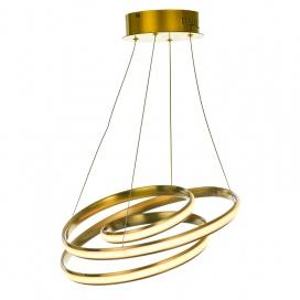 InLight Led Κρεμαστό Φωτιστικό 40W Χρυσαφί (6149B)