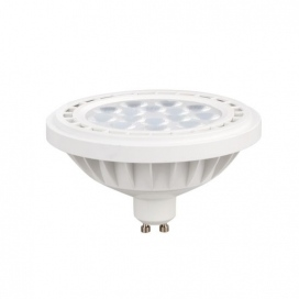 Λάμπα SMD LED 15W AR111 GU10 3000K 45° Dimmable (ARGU1015SWWDIM)