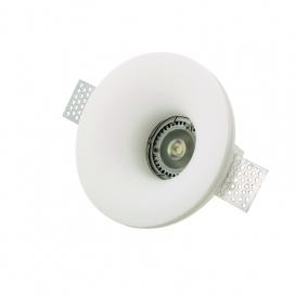 InLight Χωνευτό Στρογγυλό Φωτιστικό Σταθερό GU10 (X0002)