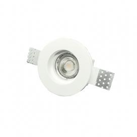 InLight Χωνευτό Στρογγυλό Φωτιστικό Σταθερό GU10 (X0006)