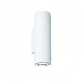 InLight Επιτοίχιο Φωτιστικό Up - Down Λευκό (4508)
