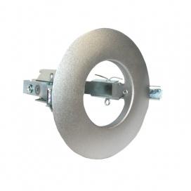 Σποτ Χωνευτό Στρογγυλό R50 E14 Γκρι (AC.045R50G)