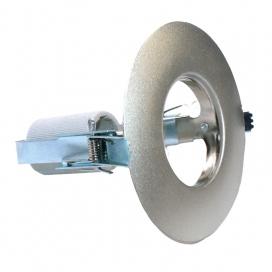 Σποτ Χωνευτό Στρογγυλό R63 E27 Γκρι (AC.045R63G)