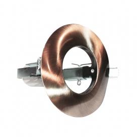 Σποτ Χωνευτό Στρογγυλό R50 E14 Χάλκινο (AC.045R50RAB)