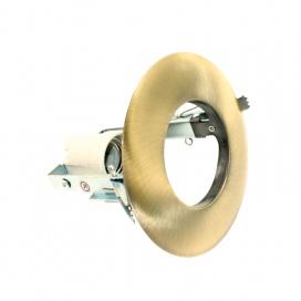 Σποτ Χωνευτό Στρογγυλό R50 E14 Χρυσό (AC.045R50G)