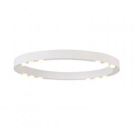 Aca Led Φωτιστικό Οροφής 36W 3000K Λευκό (JNAC36LED65WH)