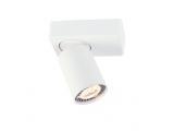 Aca Μονόφωτο Φωτιστικό Οροφής - Τοίχου Λευκό (RA301S12WH)