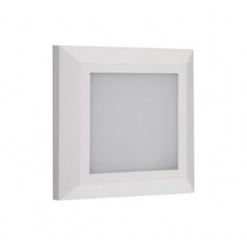 LED SMD επίτοιχη απλίκα Λευκή 4W (3-9700)