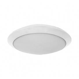 Στεγανή Πλαφονιέρα Οροφής Λευκή (21-8000)