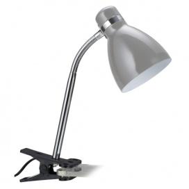 Spotlight Φωτιστικό Γραφείου Ασημί (6329)