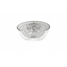 Luce Ambiente Design Φωτιστικό Οροφής I-VIENNA-PL45 CR (8031414869374)