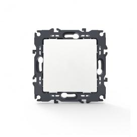 Acaelec Prime Διακόπτης Απλός Λευκός (1000110001)