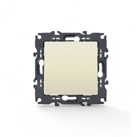 Acaelec Prime Διακόπτης Απλός Ιβουάρ (1000110002)