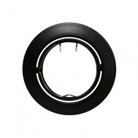Σποτ Χωνευτό Στρογγυλό Κινητό MR16 & GU10 Μαύρο (AC.0453254WB)