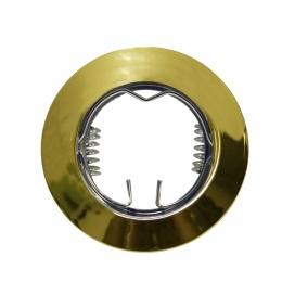 Σποτ Χωνευτό Στρογγυλό Σταθερό MR11 & Mini GU10 Χρυσό (BS3161G)