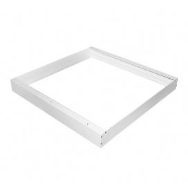 Πλαίσιο Αλουμινίου Λευκό για 60x60 Πάνελ (21-606011)