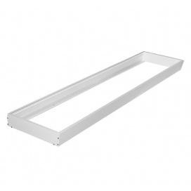 Πλαίσιο Αλουμινίου Λευκό για 30x120 Πάνελ (21-301201)