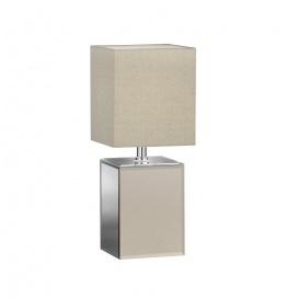 Fischer Honsel Επιτραπέζιο Φωτιστικό Bert Χρυσό Καθρέπτης-Χρυσό Καπέλο (50258)