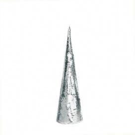 SILVER & WHITE SEQUIN Δέντρο 35 Led Θερμά 90cm (X1135117)