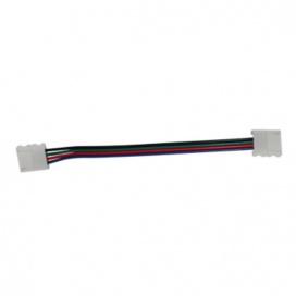 Ενδιάμεσος Σύνδεσμος με καλώδιο για RGB Led Ταινία 5050 (5050RGBMIDCABLE)