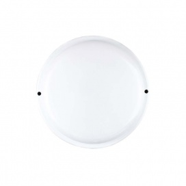 Aca LED SMD πλαφονιέρα Λευκή 20W 4000Κ (DARIA2040W)