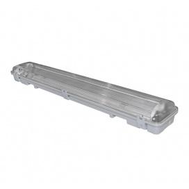Στεγανό Φωτιστικό για λάμπες Led 2x 60cm (3-8020605)
