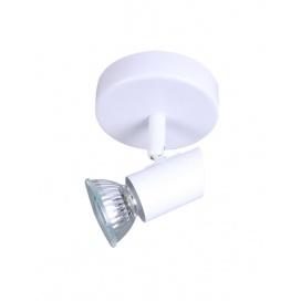 Inlight Spot Οροφής Λευκό (9077-1)