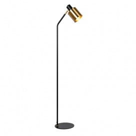 InLight Επιδαπέδιο Φωτιστικό Μαύρο - Χρυσό (45014)