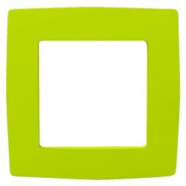 Acaelec Prime Πλαίσιο 1 Θέσης Λαχανί (1000119008)