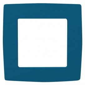 Acaelec Prime Πλαίσιο 1 Θέσης Γαλάζιο (1000119009)